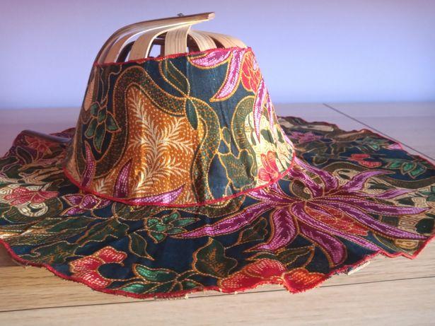 kapelusz - wachlarz