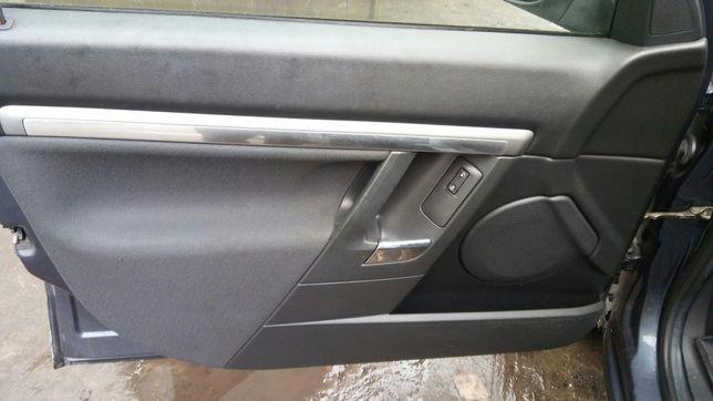 Boczek tapicerka drzwi kierowcy Opel VC Signum