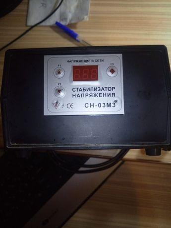 Стабілізатор напруги СН-03М3 (Харків)