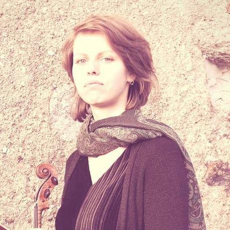 Aulas de Violino e/ou Viola d'arco - professora com Mestrado em Ensino