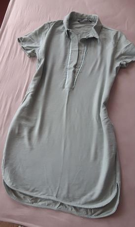 Новое платье мятного цвета