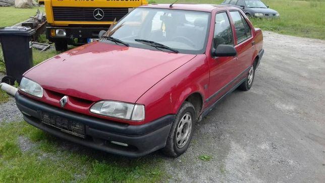 Рено Renault 19 запчастини капот крило фара бампер двигун фара