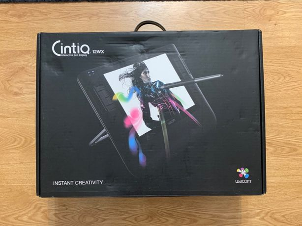 Wacom Cintiq 12 WX tablet graficzny