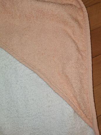 Ręcznik kąpielowy, rożek
