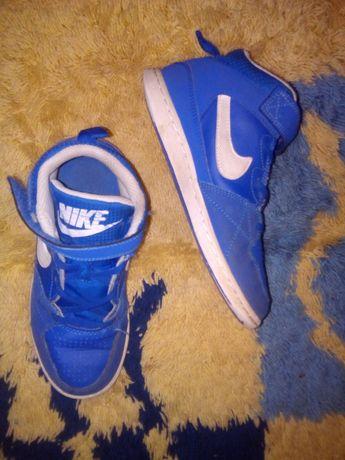 кроссовки хайтопы Ботинки