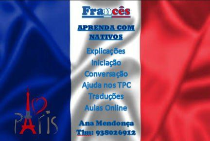 Explicações de francês