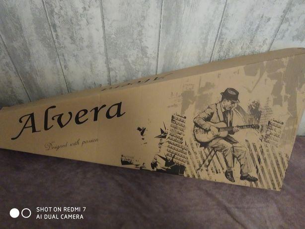 Gitara klasyczna 4 X4 Alvera stan idealny