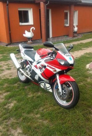Yamaha R6 Rj03 1999rok