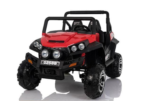 Pojazd na akumulator Grand Buggy 4x4 LIFT Dwuosobowy s2588