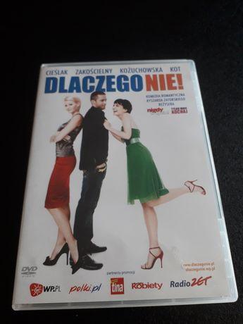 Film polski dvd dlaczego nie