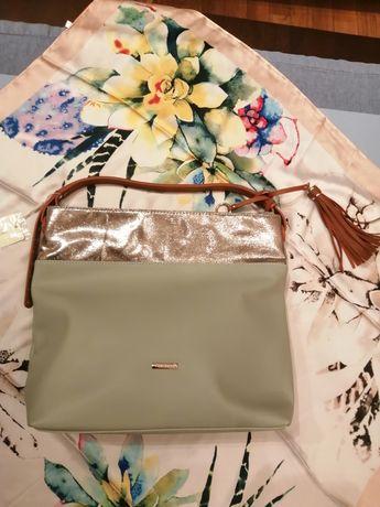Очень красивая сумка новая цена 400 грн