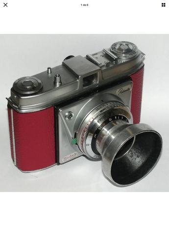 Câmera Vintage Kodak Retinette + Para Sol - 1954