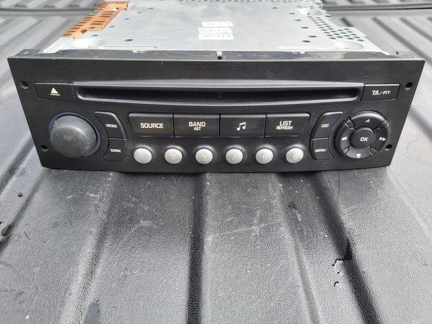 Radio Peugeot 207cc 2011r LIFT