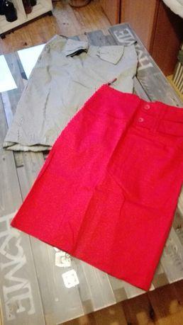 MG Margo dwie eleganckie spódniczki na lato roz 36i