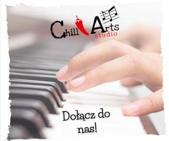 Lekcje gry na pianinie w centrum Szczecina! Pierwsza lekcja GRATIS!
