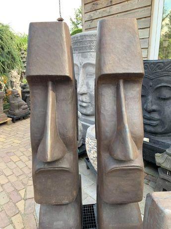 Rzeźba Moai H150cm Rzeźba - Wyspy Wielkanocnej do ogrodu