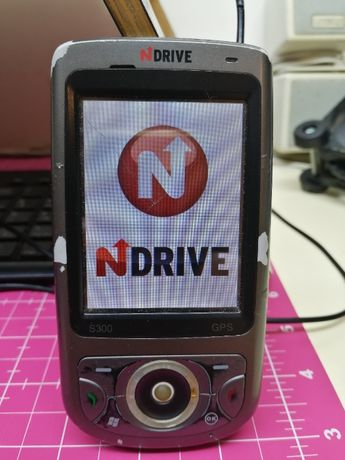 PDA NDrive - Windows Mobile!