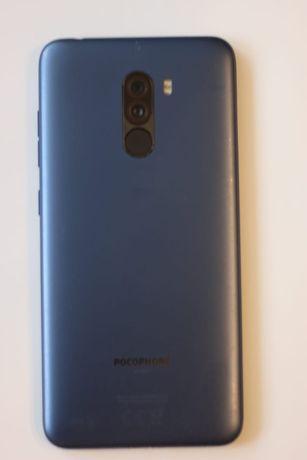 Xiaomi Pocophone F1 Steel Blue 6GB RAM 64GB Pamięć
