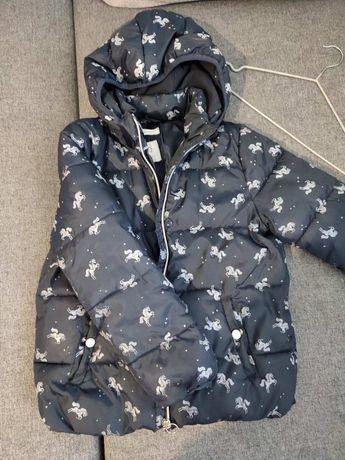 Фирменная Куртка на девочку 8-10 лет