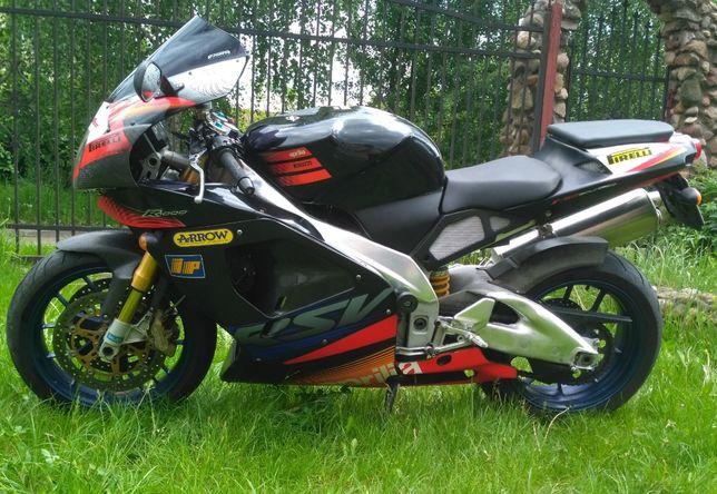Продам Aprilia RSV 1000 Mille R 2002 - 19000 км