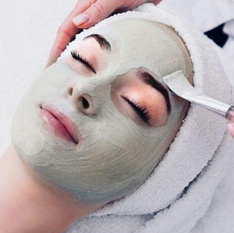 Косметолог, чистка обличчя, масаж