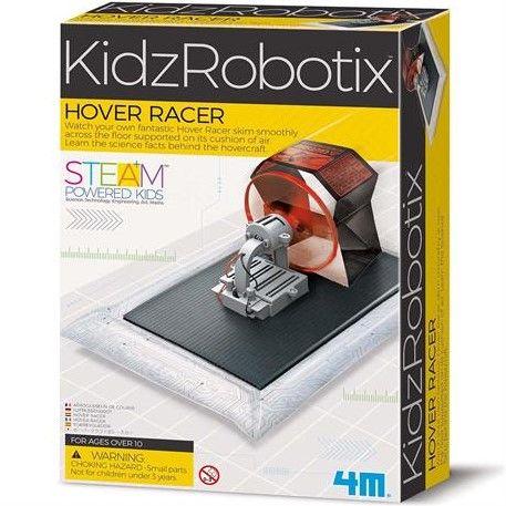 Катер на воздушной подушке. Научный набор из серии KidzRobotix. от 4M.