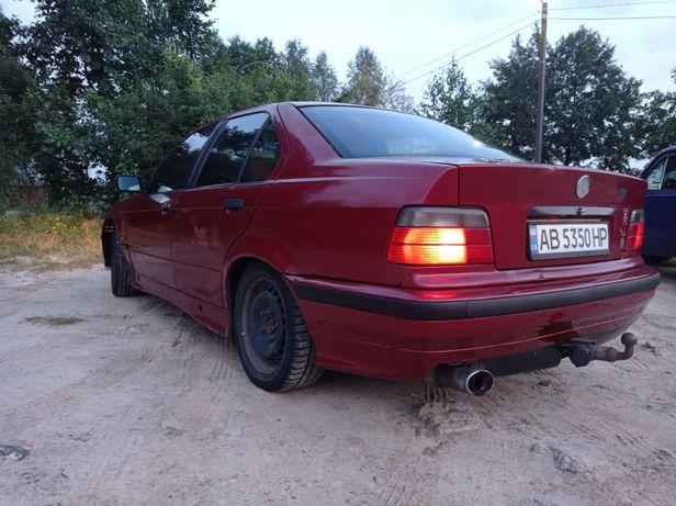 BMW, 318, e36