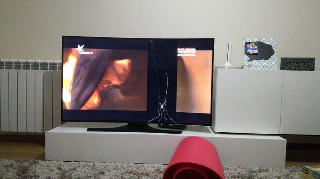 """Tv led Samsung Curv 55"""""""