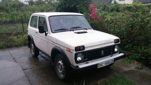 ВАЗ 2121 Нива 1991 р.в.