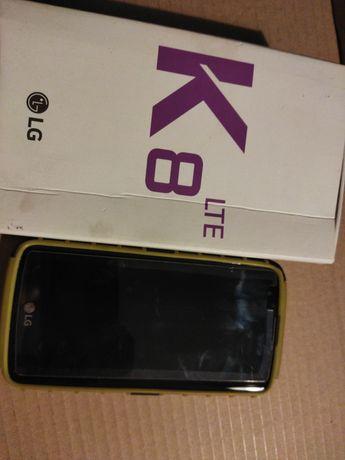 .LG k8 plus etui