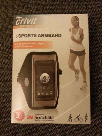 Torebka na ramię do MP3, smartfona, biegi, siłownia itd.