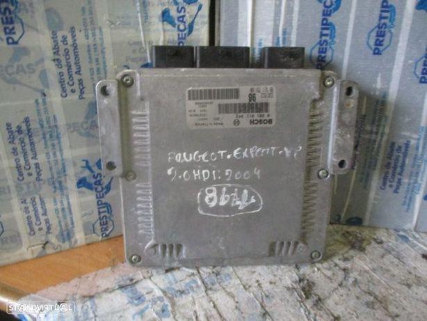 Centralina 9651175180 PEUGEOT / EXPERT / 2004 / 2.0HDI / BOSCH /