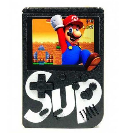 Ретро приставка Sup консоль с цветным LCD экраном 8-bit 400 игр