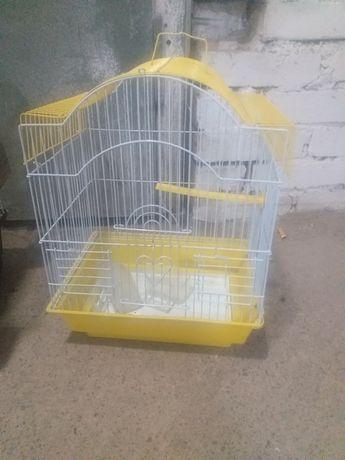 Klatka dla kanarka, papugi