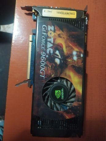 Видеокарта Zotac GeForce 9600GT 512MB DDR3 PCI-Ex