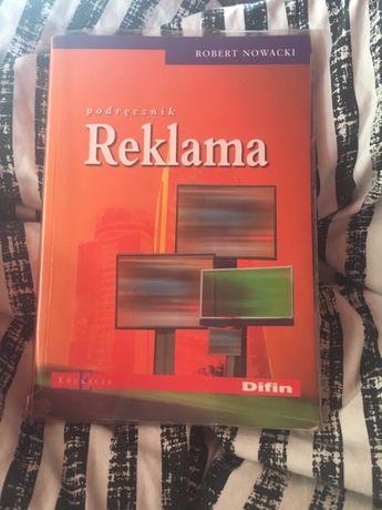 """Podręcznik """"Reklama"""""""