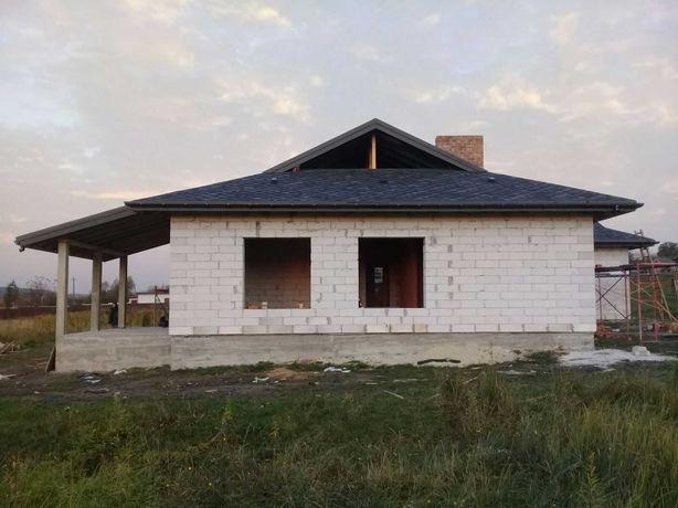 Будинок від фундаменту до даху