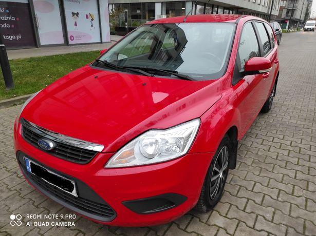 Ford Focus 1.6tdci Polski Salon tylko 150tys km ladny okazja