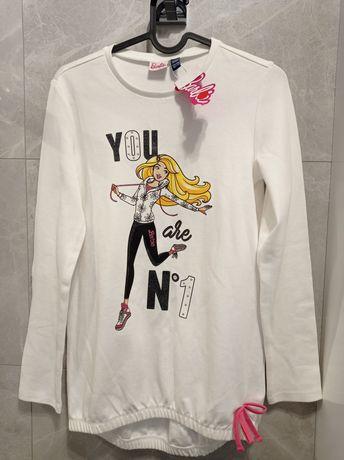 Новая белая кофточка Италия Barbie 12/13 лет или S