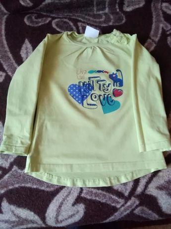 Bluzeczka dla dziewczynki Coccodrillo