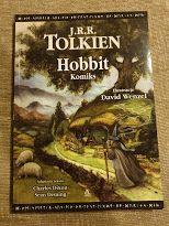 Komiks J.R.R. Tolkien Hobbit David Wenzel