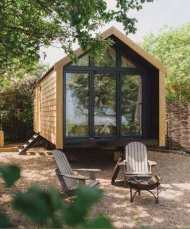 Stodoła domek mobilny 24m2 dom drewniany