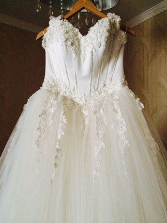 Продам свадебное платье, твоё идеальное свадебное платье!
