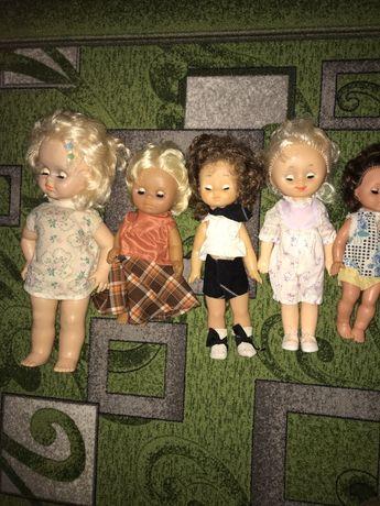 Продам кукол СССР