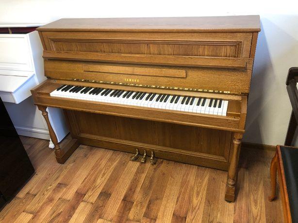 Pianino yamaha P2 Console Dębowe