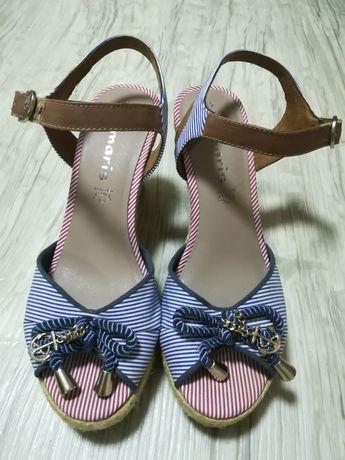 Босоножки сандали женские Tomaris 39 размерс