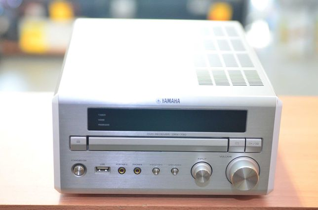 Amplituner kino domowe Yamaha DRX-730 DVD/DivX/USB/MP3/FM/HDMI