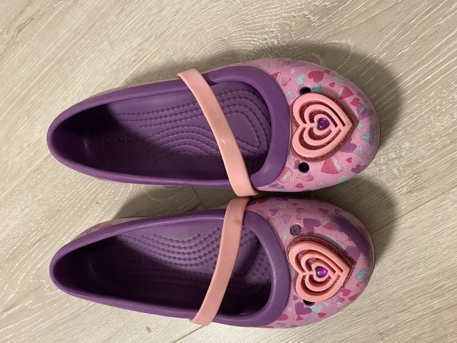 Crocs оригинал туфельки размер С13 наш 30 Одесса - изображение 1