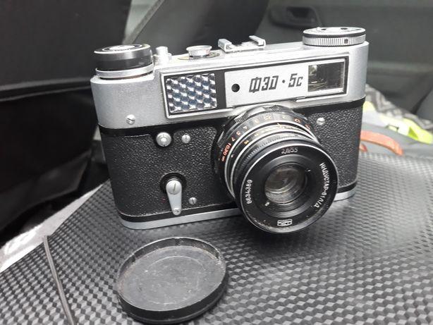 Продам фотоапарат Фед 5 с