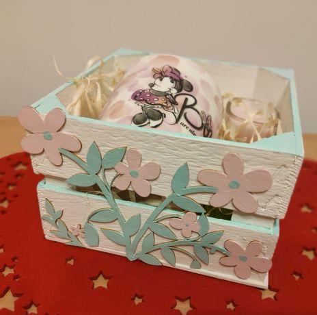 Prezent urodzinowy dla dziewczynki kubek zestaw prezentowy